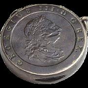 Antique Vesta Case Matchsafe George III 1797