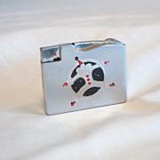 Elgin American USA Clown Pocket Lighter Ca 1950's
