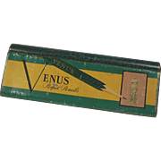 Venus Perfect Pencil Tin Ca 1930