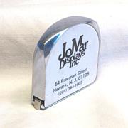 Lufkin Tape Measure Advertising JoMar Displays 6 ft 1960's