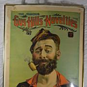 Antique Music Poster Lithograph Vaudeville Poster by Calvert Litho Co