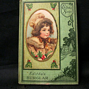 Editha's Burglar, Frances Hodgson Burnett