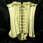 SOLD Unused Late Victorian Corset