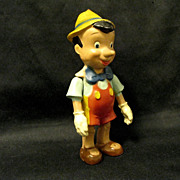SOLD 1940 Walt Disney Composition Pinocchio
