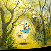 1958 Children's book, 'The Easter Bunny that Overslept'