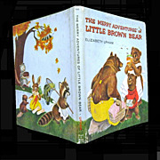 Elizabeth Upham, 'The Merry Adventures of Little Brown Bear', 1965