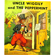 """Uncle Wiggily and the Peppermint"", 1939 book, Howard Garis"