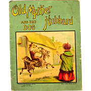 """""""Old Mother Hubbard and Her Dog"""", 1890, 011-Little Kitten Series"""