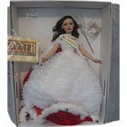 SOLD Tonner Miss America Model Fashion Doll NRFB