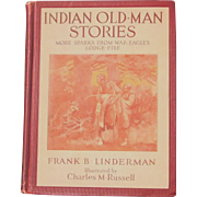 SOLD INDIAN OLD-MAN STORIES