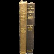 TWO BOOKS ILLUSTRATED BY JESSIE WILCOX SMITH