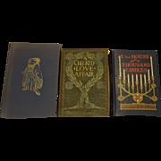 ILLUSTRATED BOOKS: RACKHAM, CHRISTY AND FISHER