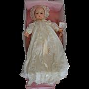 """Madame Alexander 16"""" Victoria in Christening Gown - MIB"""