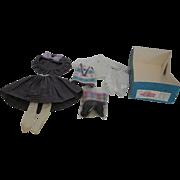 "Madame Alexander Diana""s School Outfit #261508 - orig. box bottom"