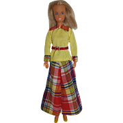 1960's Barbie Clone - 18 points of articulation