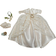 SOLD 1950's Little Miss Ginger Wedding Outfit