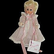 SALE 1950's Schiaparelli Doll in Tagged Penoir