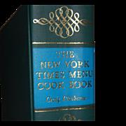 SALE 1966 Craig Claiborne New York Times Cookbook