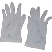 SALE Sweet Little Girl's Summer Party Gloves