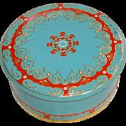 Colorful Polak KG Pudding Cake Vintage Tin
