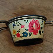 Decorative Painted Kitchen Strainer