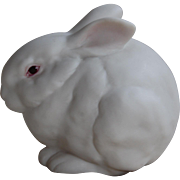 Vintage Cybis Mr Snowball Bunny Figure
