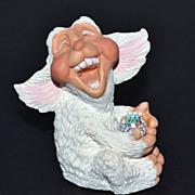 SALE World of Krystonia ~ Poffles Dragon Figurine