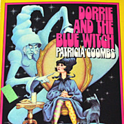 SALE 1984 Dorrie and the Blue Witch Softcover Book