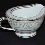 SALE Noritake Oxford ~ Porcelain Creamer