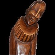 SALE 1962 Artistic Royal Krafts ~ Large Jester Sculpture