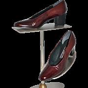 SALE Stuart Weitzman ~ Rust Brown Leather Pumps/Heels ~ Size 6