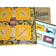 SALE 1973 'Yesteryear' Nostalgia Trivia Board Game ~ Complete w/ Box & Instructions