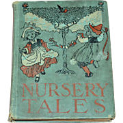 SALE 1904 Nursery Tales by Henry Altemus / J.R. Neill ~ Wee Books for Wee Folks Hardcover Book