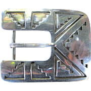 Sterling Belt Buckle-FREE SHIPPING!