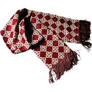 Gentleman's Silk Scarf by Londonderry