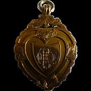 1929 Rose Gold Fob …..