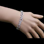 REDUCED * * * * * Classic Diamond 18k Bracelet * * * * *