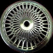 1923 Silver Coaster