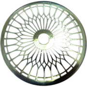 REDUCED 1923 Silver Coaster