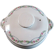 SALE HALL'S  Superior Quality Kitchenware ~~ 2.5 Quart Tab Handled, Covered Casserole in ...