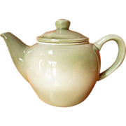 SALE J. BRODY Glazed Ceramic TEA POT ~ Vintage Treasure ~ Great Condition