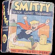 Big Little Book Smitty Golden Gloves Tournament from 1934