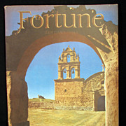 REDUCED Vintage Fortune Magazine January 1942