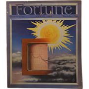 Fortune Magazine April 1940