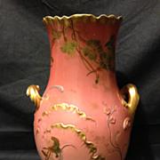 SALE Presidential Racing Club de France 1891 Haviland Limoges presentation vase