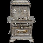 Cast Iron Dollhouse Stove