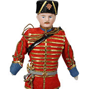 Dollhouse Soldier Doll