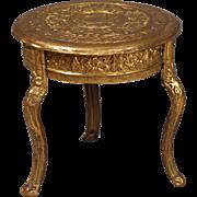 Ormolu Table from Erhard & Söhne