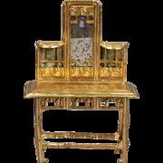 Dressing Table from Erhard & Söhne in the Jugendstil Style