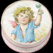 Victorian Round Bead Box